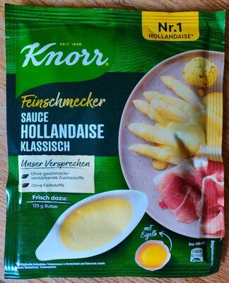Sauce Hollandaise - Product - de