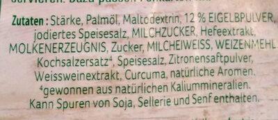 Sauce Hollandaise klassisch - Ingrediënten
