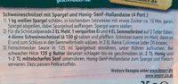 Sauce Hollandaise klassisch - Ingrédients - fr