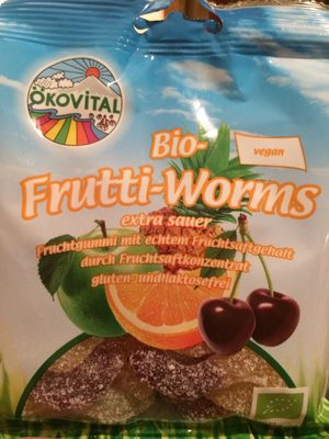 Frutti-Worms - Product