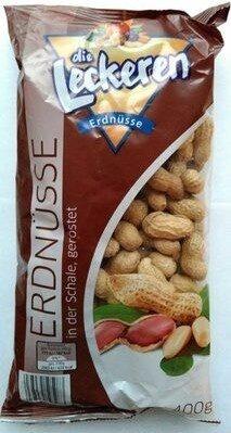 Erdnüsse - Product - de