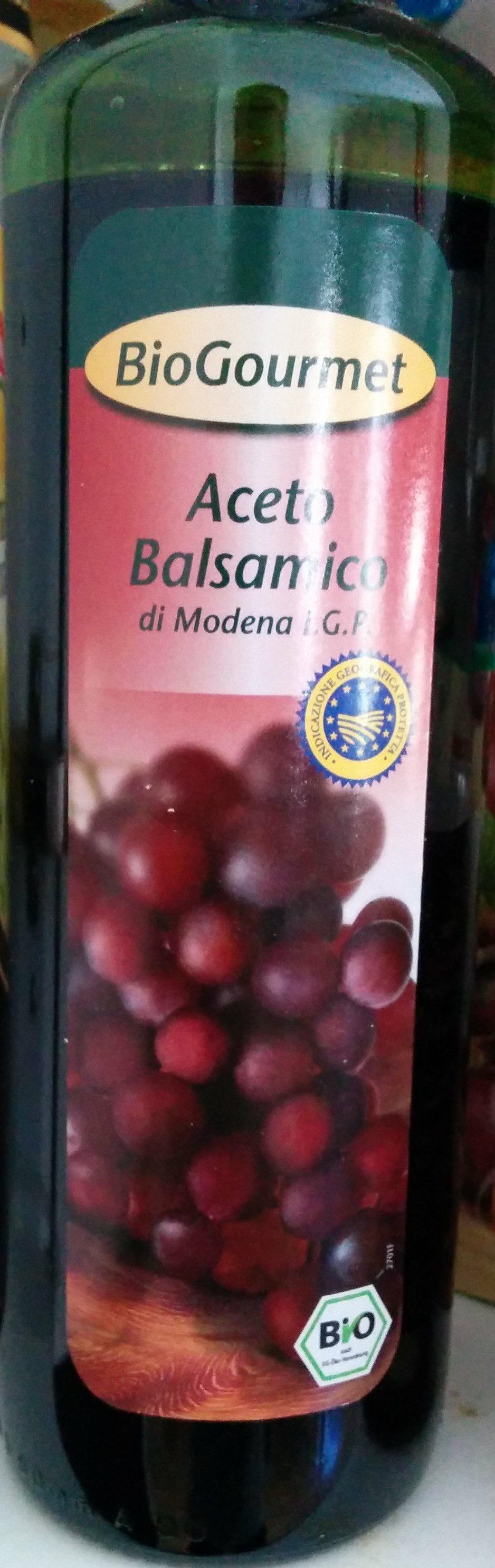 Aceto Balsamico di Modena I.G.P - Produit