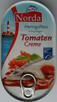 Heringsfilets in fruchtiger Tomaten-Creme - Prodotto - de