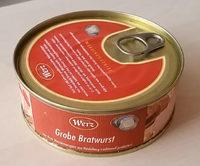 Grobe Bratwurst - Product - de