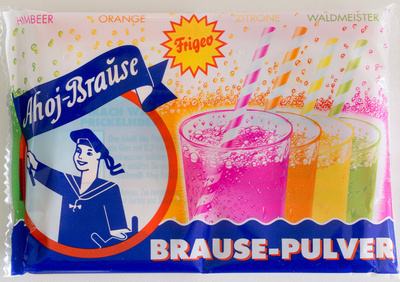 Ahoi-Brause-Pulver - Produkt
