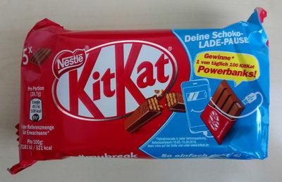 Kit Kat - Producto - de
