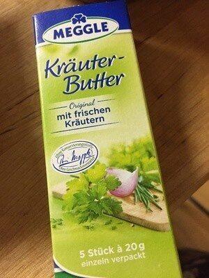Kräuterbutter, Original - Product - da