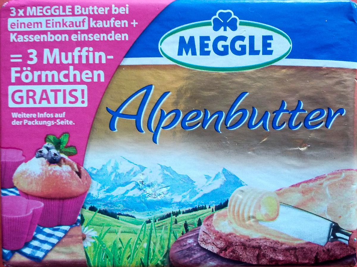 Alpenbutter - Product