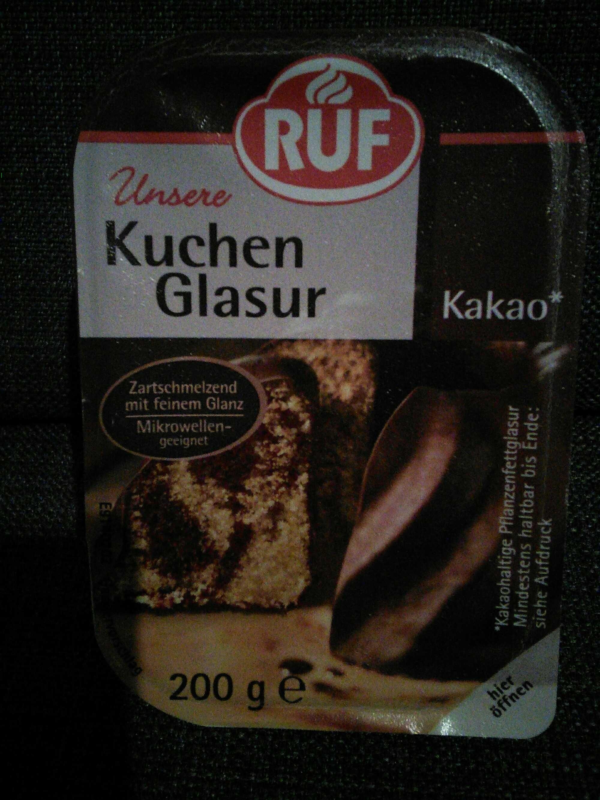 Kuchen Glasur Ruf 200 G