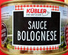 Sauce Bolognese - Product