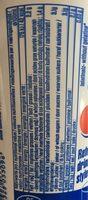 Ayran - Nutrition facts - fr