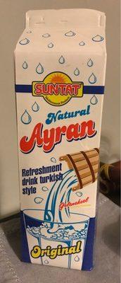 Natural Ayran - Produit