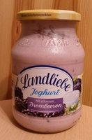 Joghurt mit erlesenen Brombeeren - Produkt