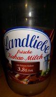Frische Kakaomilch - 产品 - de