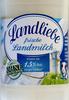 Landliebe frische Landmilch fettarm mit 1,5% Fett - Product