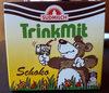 Trinkmit Schoko - Produkt