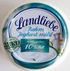 Landliebe Rahm Joghurt mild 10% Fett - Produkt