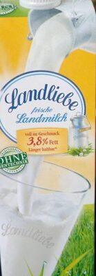 Landliebe frische Landmilch - Produkt - de
