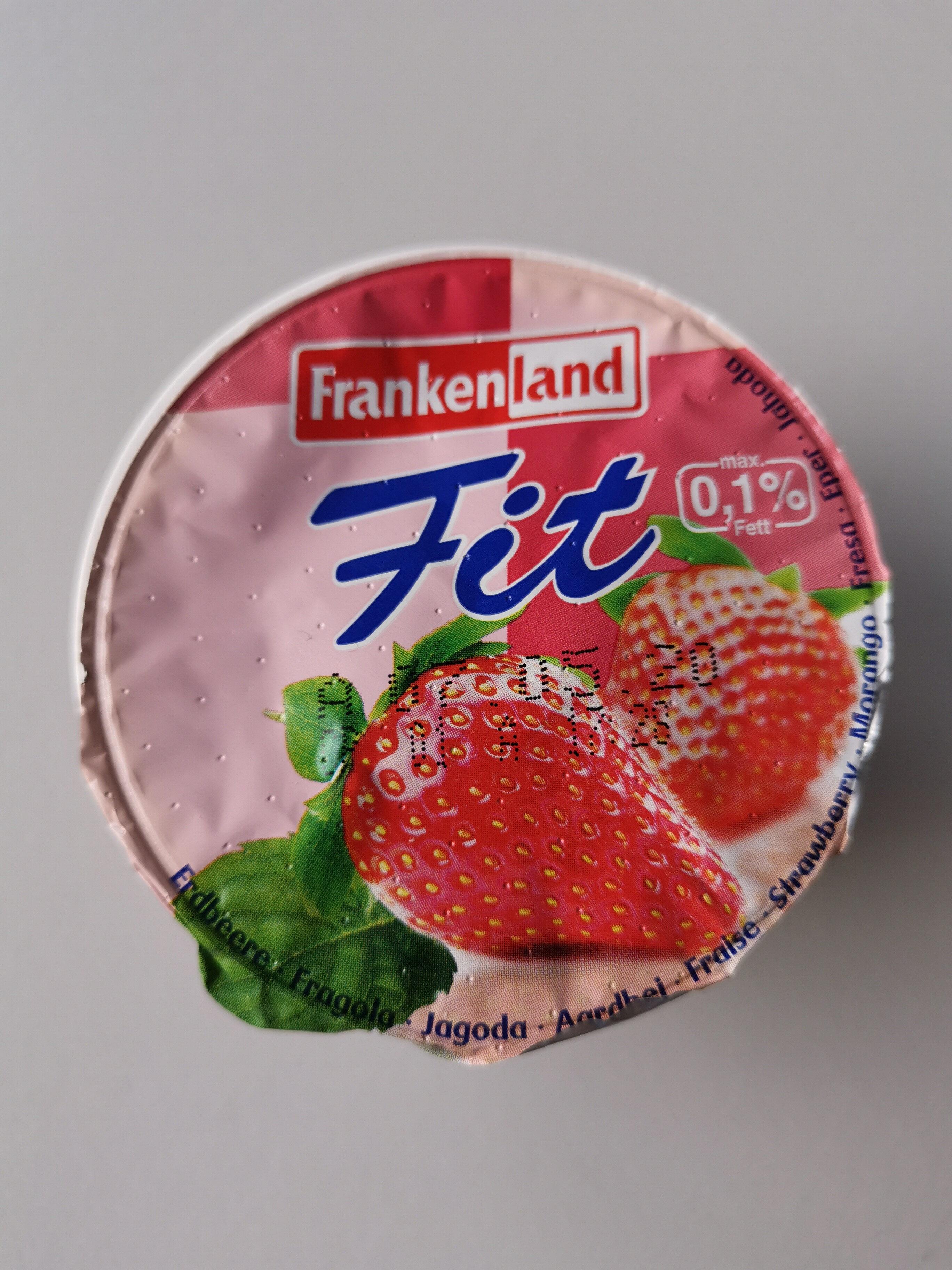 Fit Erdbeere - Produit - de