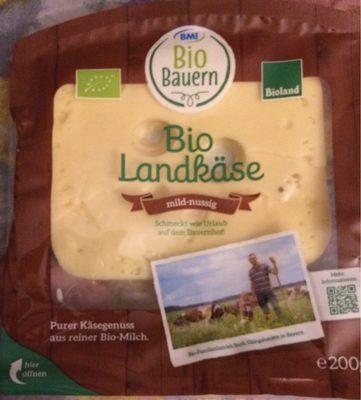 Bio Schnittkäse, in Scheiben, 48% Fett - Produit