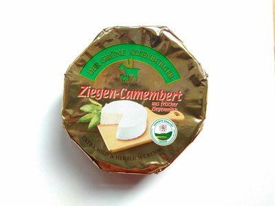Ziegen-Camembert - 1
