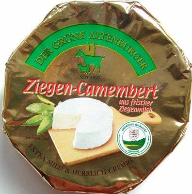 Ziegen-Camembert - Produit