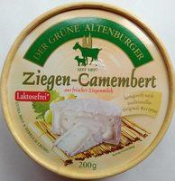 Ziegen-Camembert - Produkt