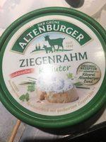 Ziegenrahm - Kräuter - Produit - fr