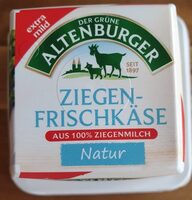 Ziegenfrischkäse - Produkt - de