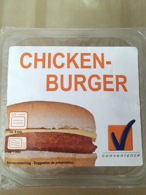 Chicken Burger - Product