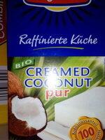 Creamed coconut pur - Product - en