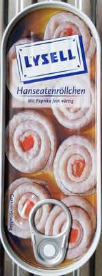 Hanseatenröllchen - Produkt - de