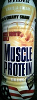 Muscle Protein Drink Vanilla-Cream Flavour - Product - de