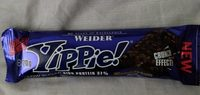 Yippie Chocolate-Lava Flavour - Producte - fr