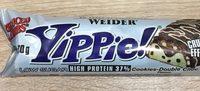 Weider Yippie!, Cookies-double Choc - Produit - fr