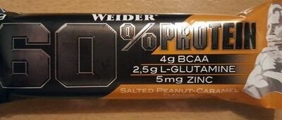 60% Protein Salted Peanut-caramel - Product - fr