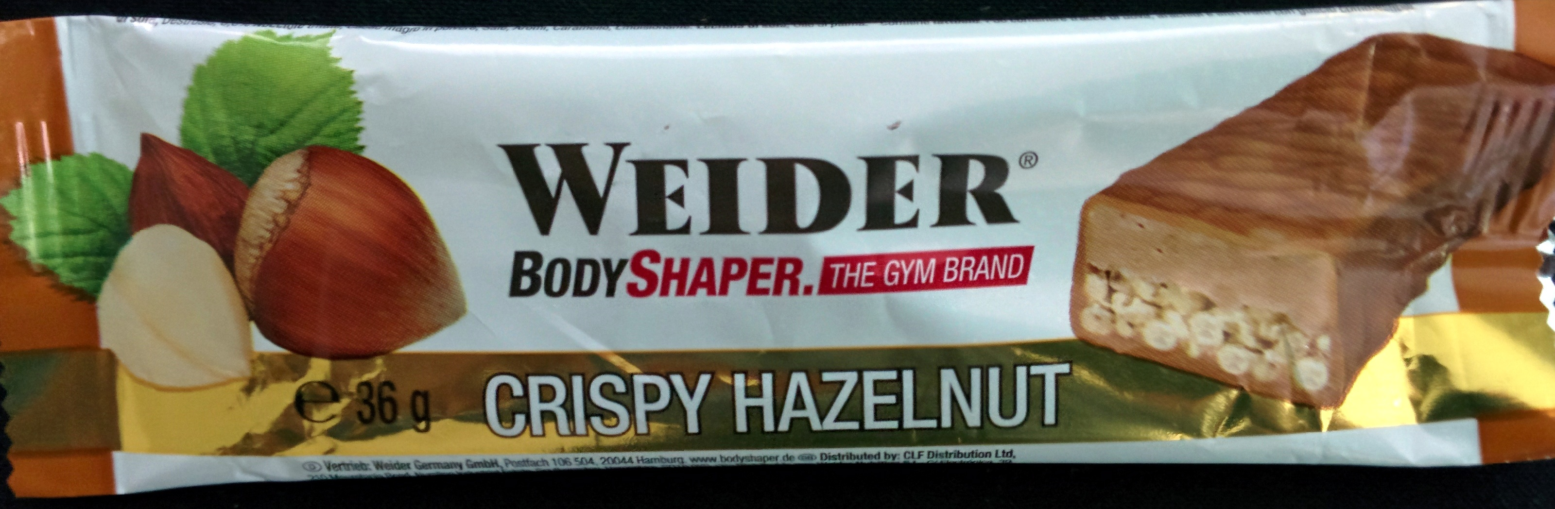 BodyShaper Crispy Hazelnut - Product - de