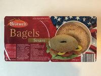 Bagels Sesam - Produit - de