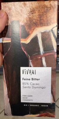 Chocolat noir biologique - Product