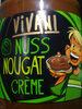 Nuss Nougat Crème - Produit