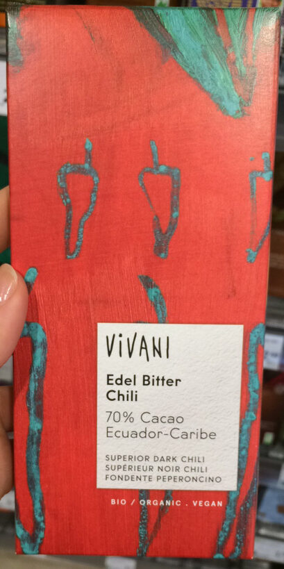 Edel Bitter Chili - Product