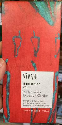 Edel Bitter Chili - Produit