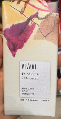 Feine Bitter 71% Cacao - Product
