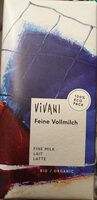 Feine Vollmilch - Produkt - de