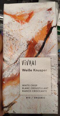 Weiße Knusper - Product - de
