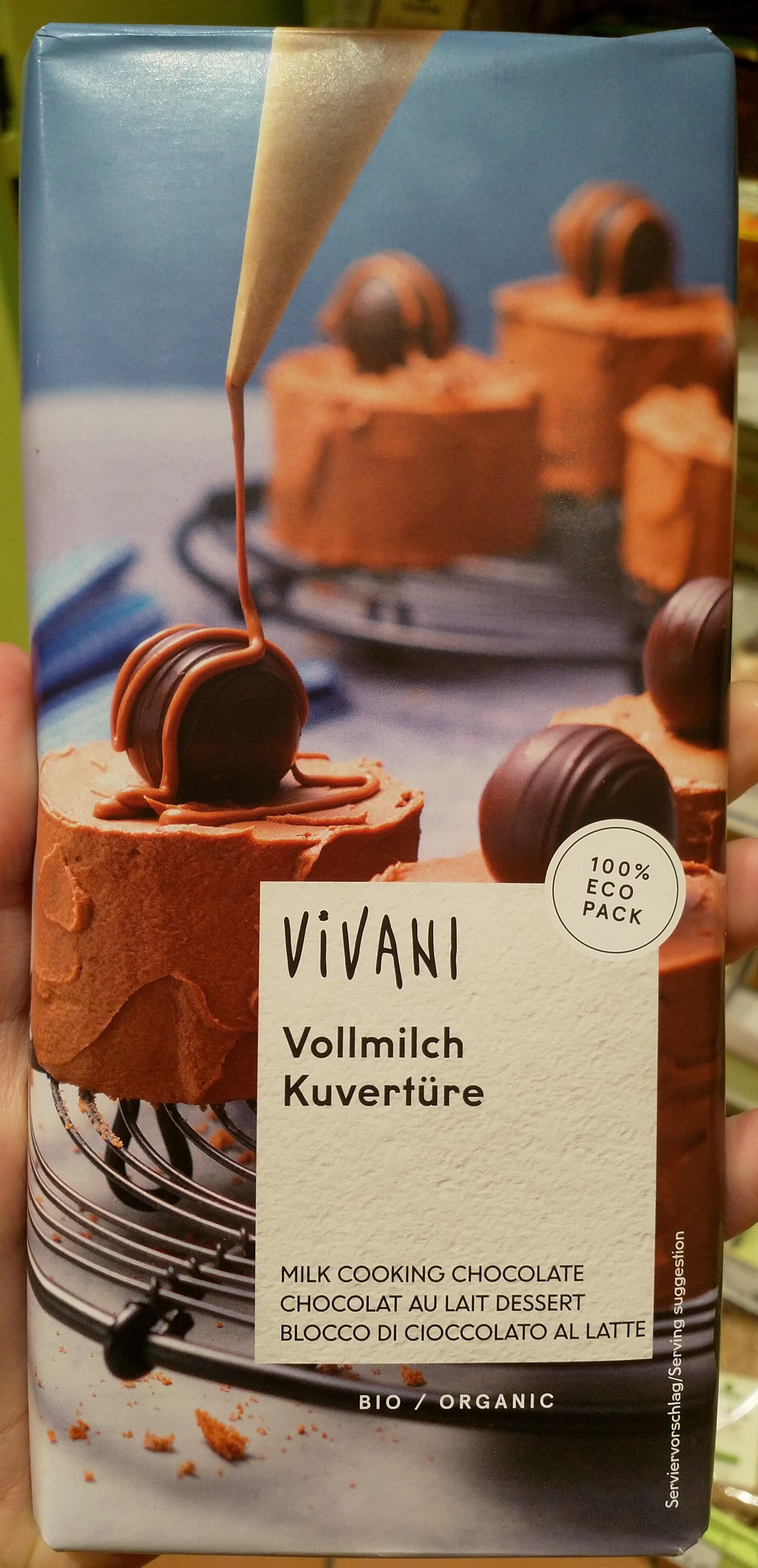 Chocolat au lait dessert - Produit - fr