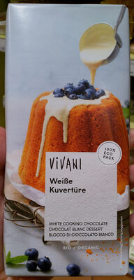 Weiß Kuvertüre - Product - de