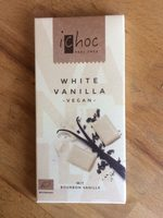 White vanilla - Product