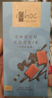 Choco Cookie Vegan - Product
