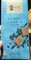 Choco Cookie Vegan - Product - de